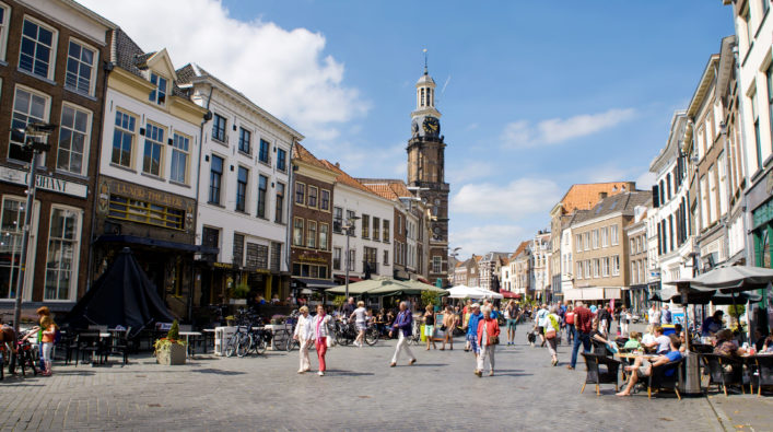 English Day out in Zutphen